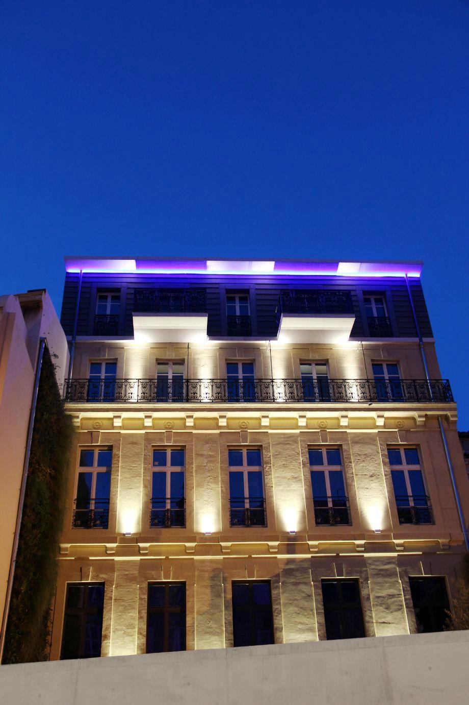 Le c2 ouvre ses portes marseille h tel de luxe spa bar lounge et - Hotel de luxe marseille ...