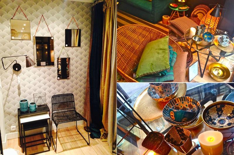 Ligne 12 la nouvelle boutique d co qui vous met du soleil - Revue de decoration interieure ...