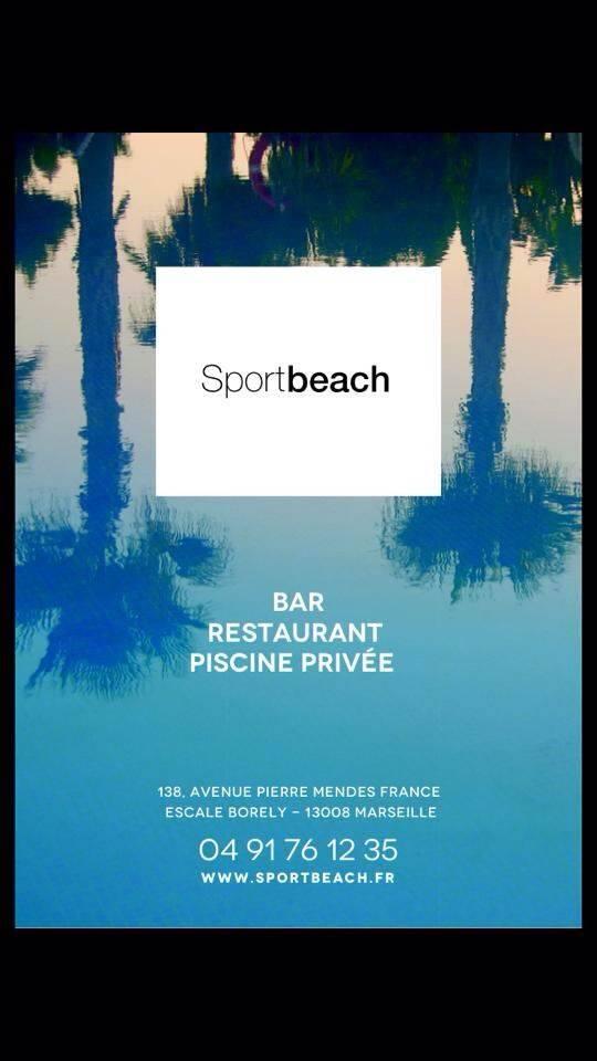 sport beach club privé n