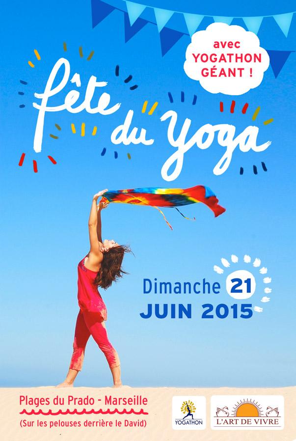fête du Yoga à Marseille