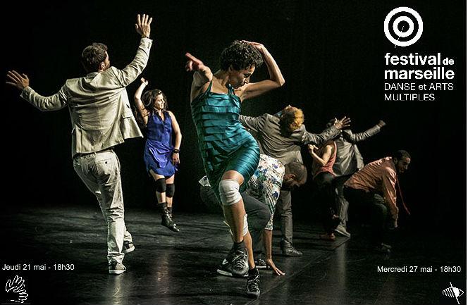 festival de danse marseille