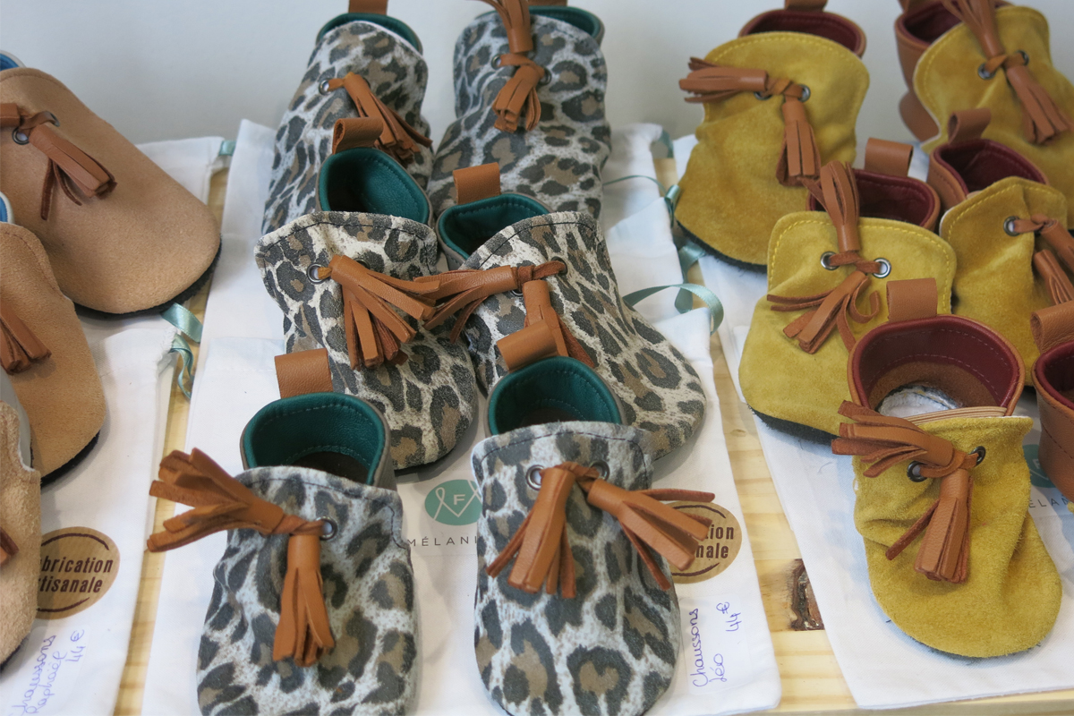 chausson fabrication artisanale