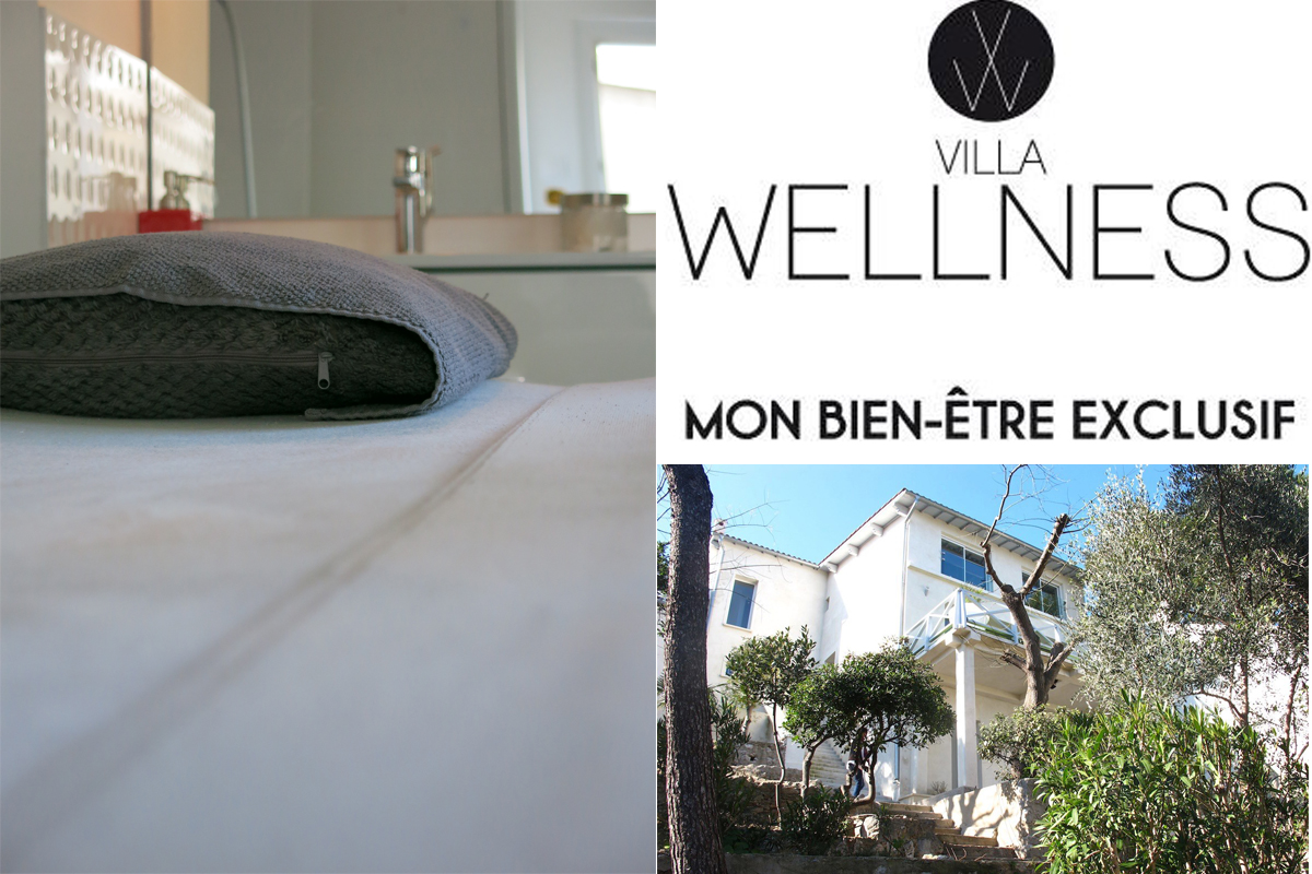 villa wellness marseille