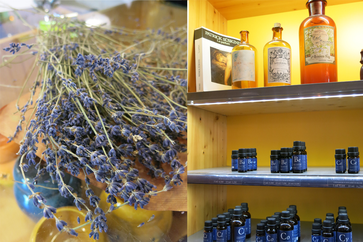 distillerie bleue provence