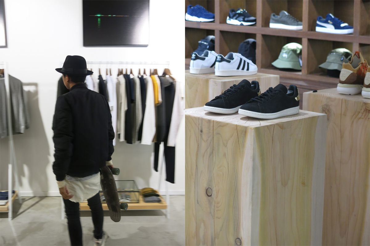 slash sneakers