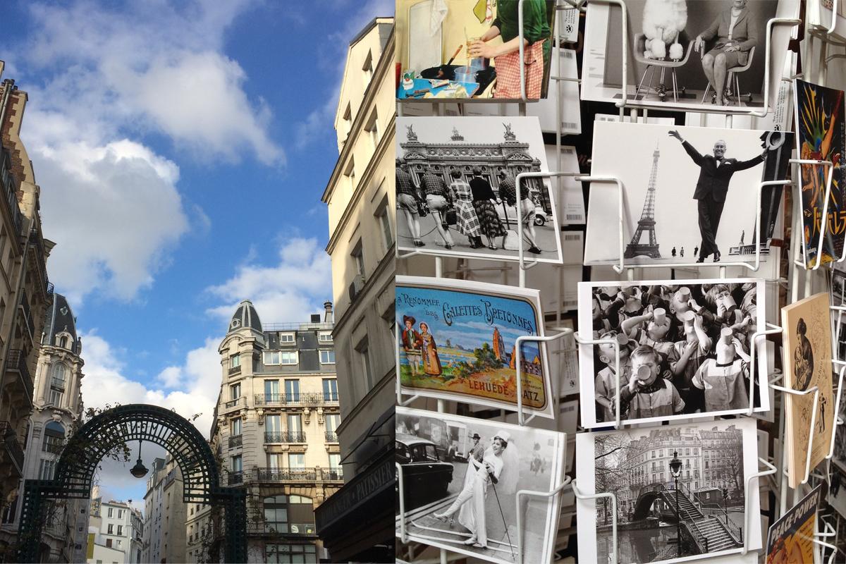 une city guide paris