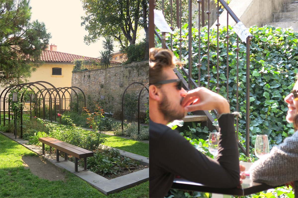 jardin musée gadagne