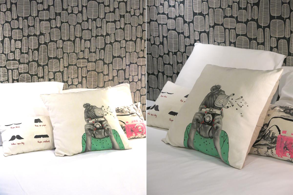 slo living hostel room