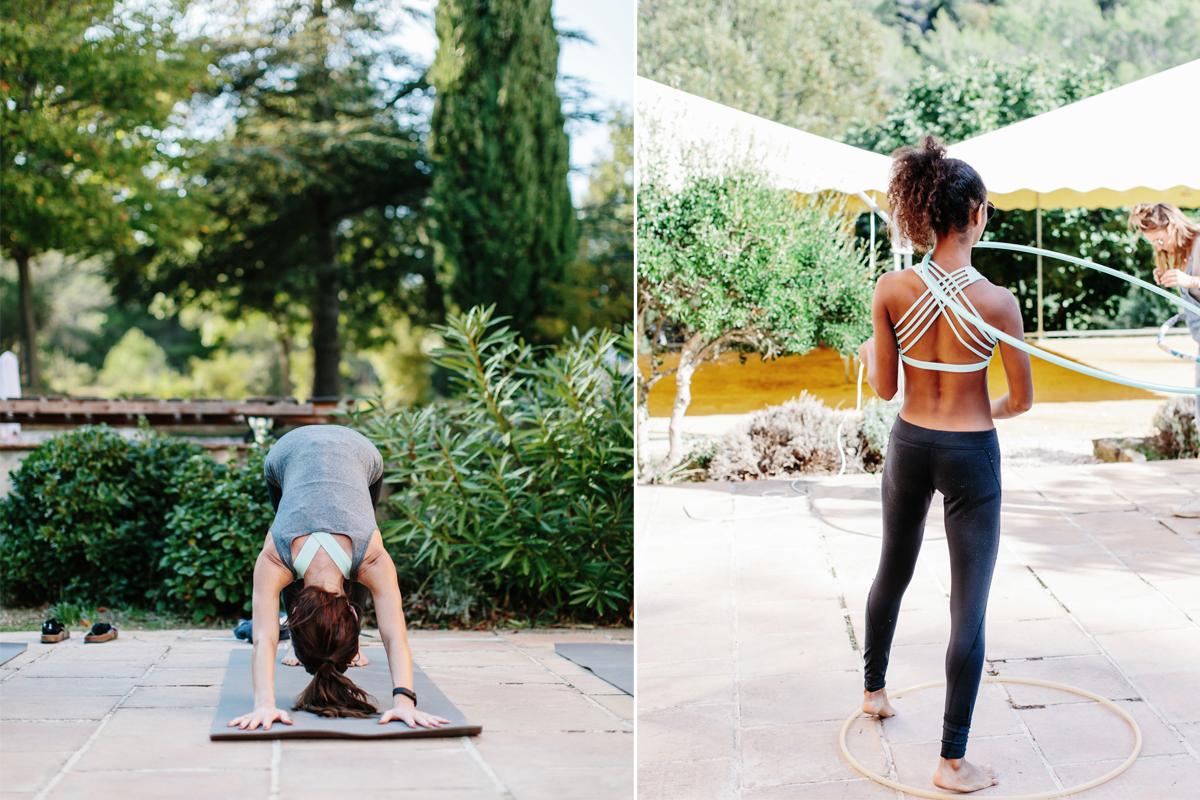 les allumettes yoga