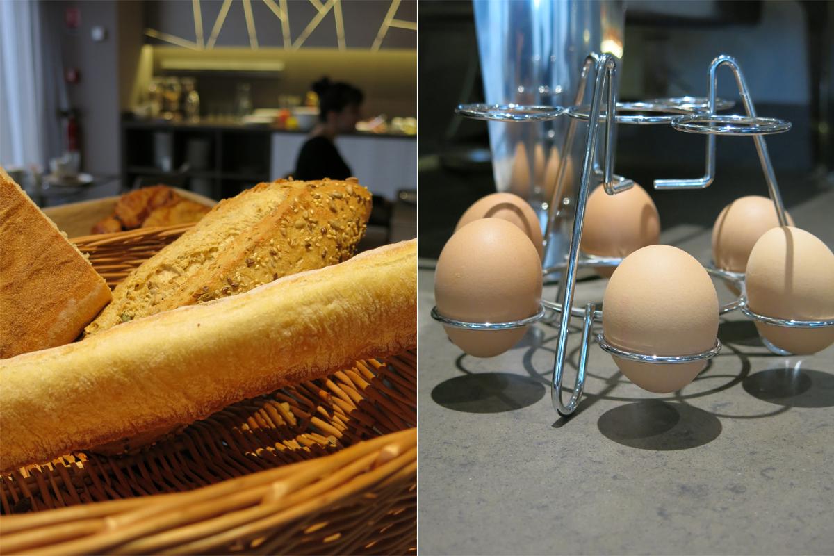 petit dejeuner eggs