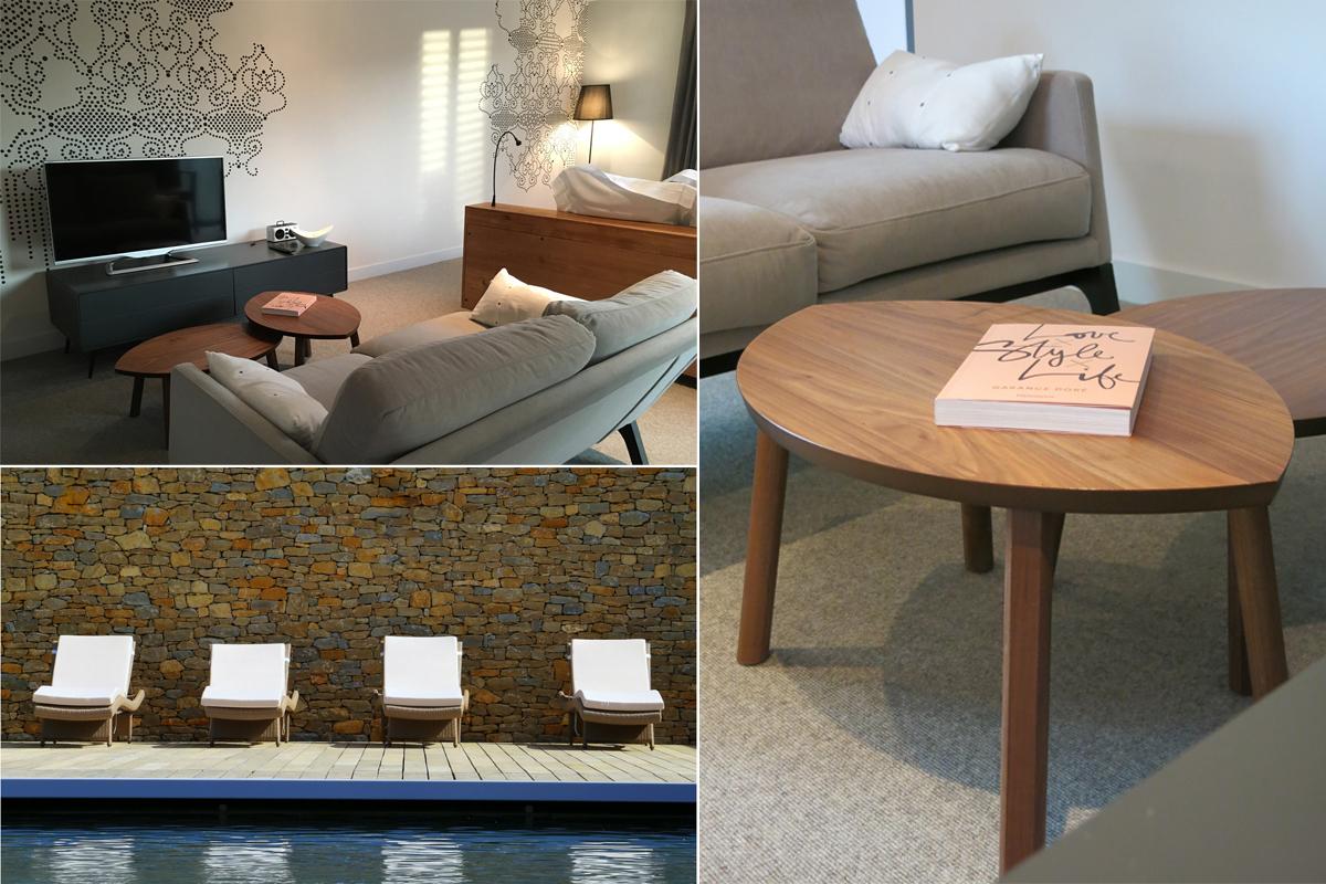villa rampale table chambre d 39 h tes design chutmonsecret. Black Bedroom Furniture Sets. Home Design Ideas