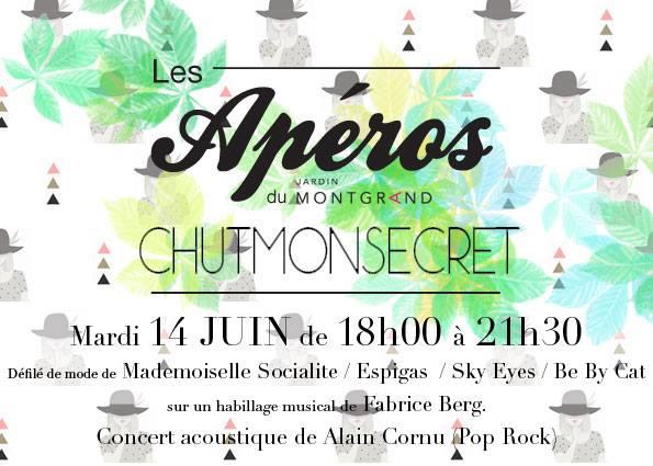 Chutmonsecret aux ap ros du jardin montgrand le 14 06 for Le jardin aux 100 secrets