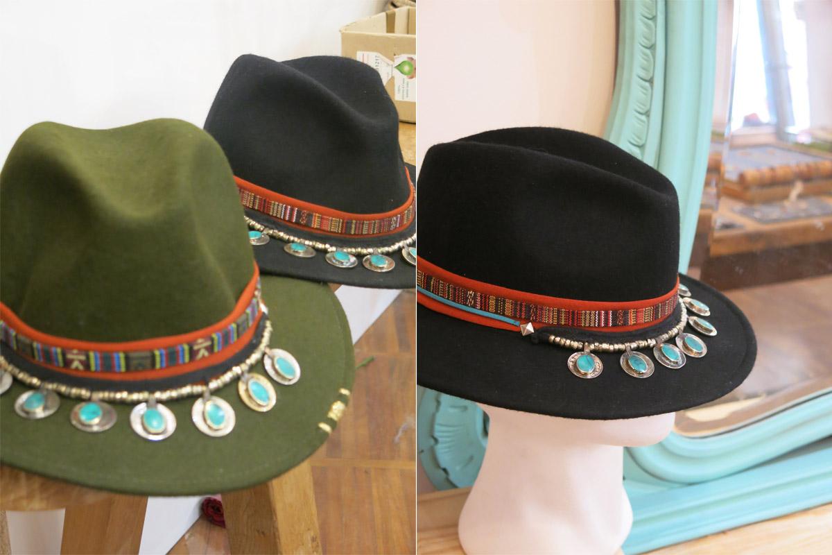 chapeau afghan