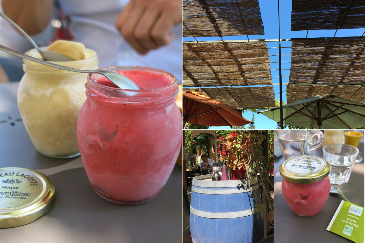 glaces tarentina