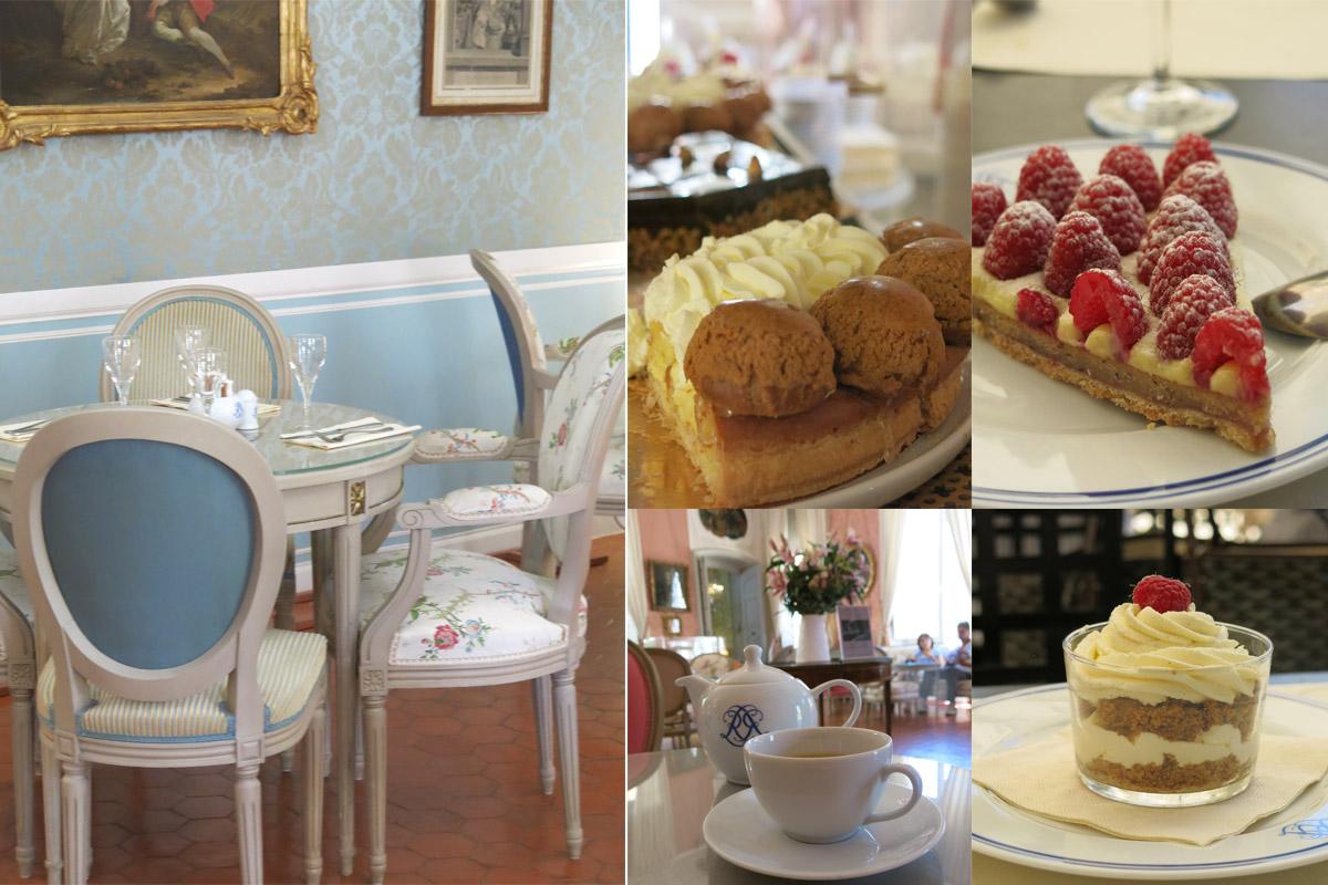salon de thé caumont