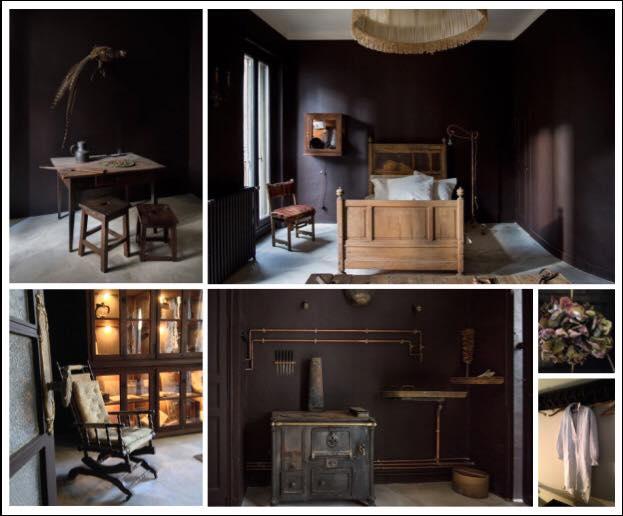 Dormir dans l 39 arri re boutique de maison empereur - Chambre syndicale de l habillement marseille ...