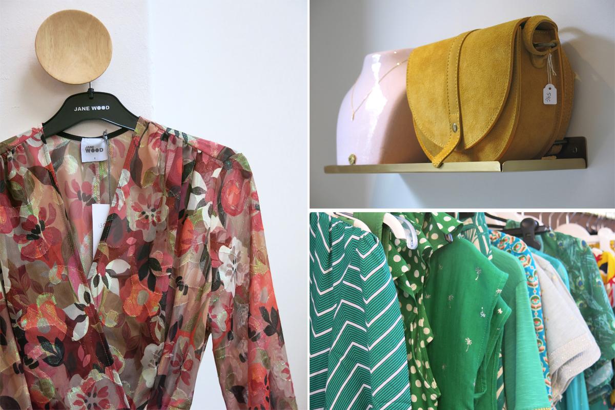 fc8d94aee37 Chut ... Lily Paillettes ouvre sa boutique   vide dressing avenue de ...