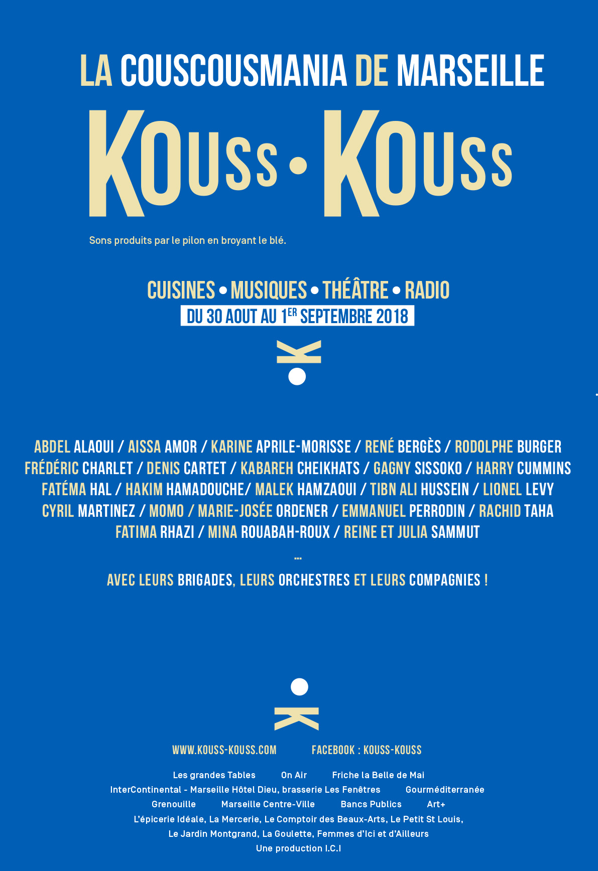 Et Si On Se Faisait Une Petite Kouss Kouss Party Avec Tous Les Amis